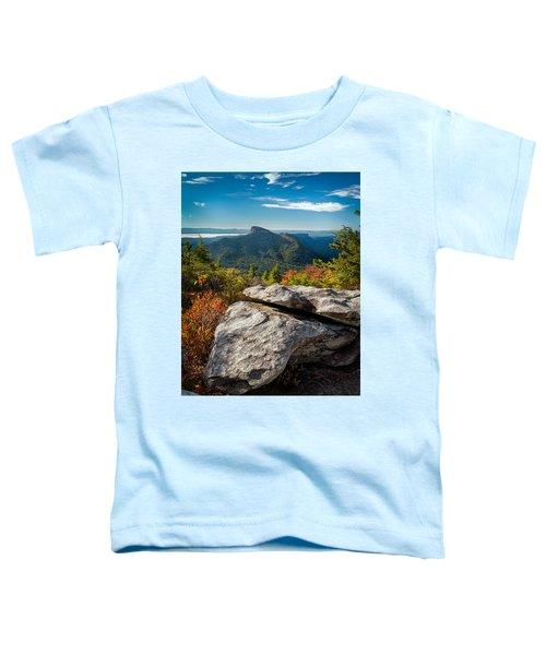 Table Rock Fall Morning Toddler T-Shirt