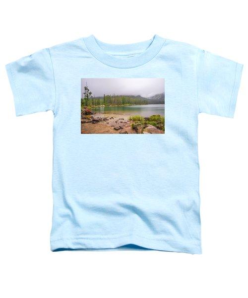 Taggert Lake Grand Teton Toddler T-Shirt