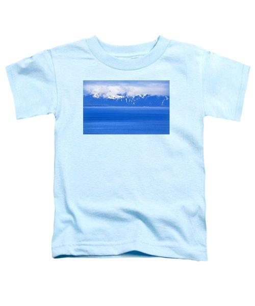 Tahoe Blue Toddler T-Shirt