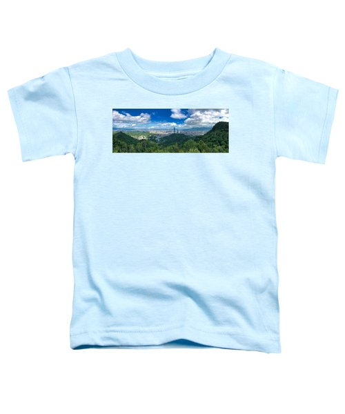 Taipei Panorama Toddler T-Shirt