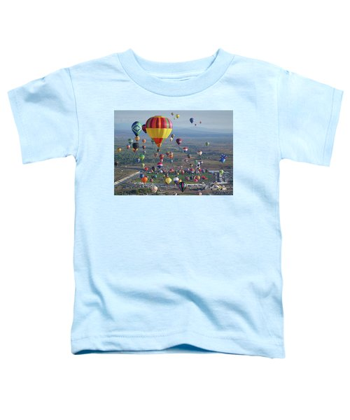 Taking Flight Toddler T-Shirt