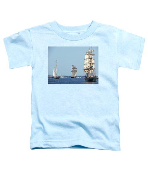Tallships At Aarhus Toddler T-Shirt
