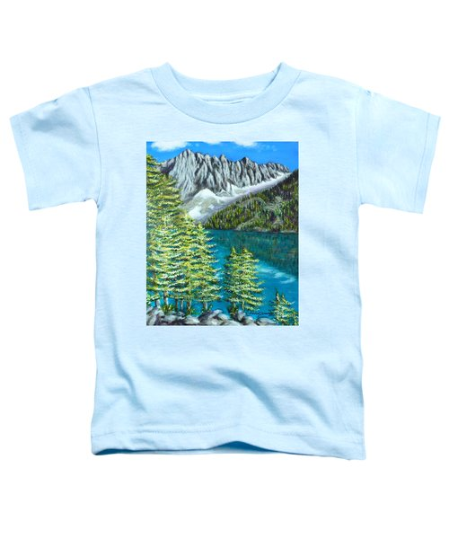 Temple Crag Toddler T-Shirt
