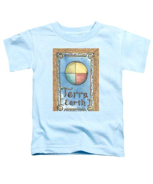 Terra Toddler T-Shirt
