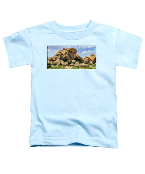 Texas Canyon Toddler T-Shirt