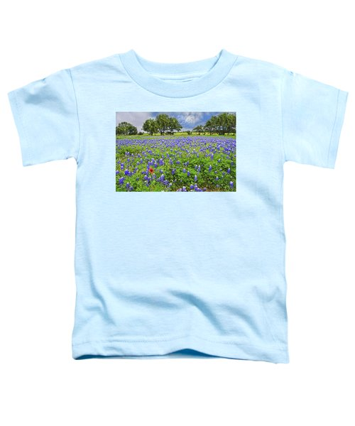 Texas Spring  Toddler T-Shirt