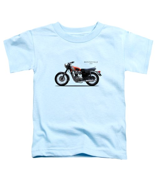 The 69 Bonnie Toddler T-Shirt by Mark Rogan