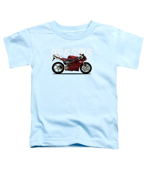 The 996 Sps Toddler T-Shirt by Mark Rogan