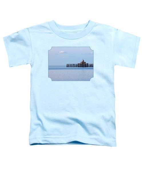 The Abandoned Pier Toddler T-Shirt