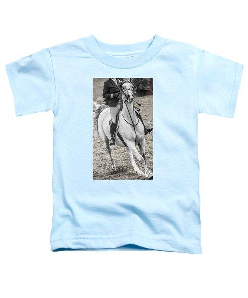 The Approach Show Jumping Toddler T-Shirt