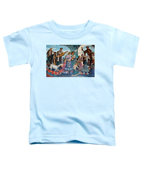 The Blessing Of Animals Olvera Street Toddler T-Shirt