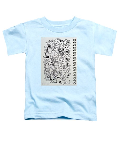 Chopin Nocturne No. 1 In B Flat Minor - Larghetto Toddler T-Shirt