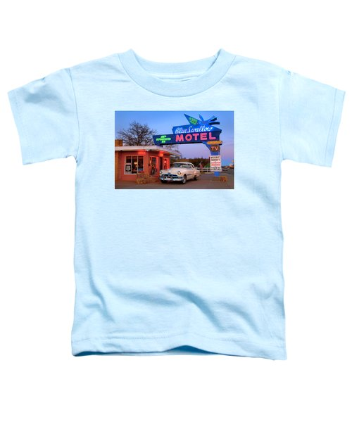 The Blue Swallow Toddler T-Shirt