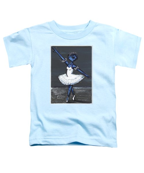 The Blue Swan Toddler T-Shirt