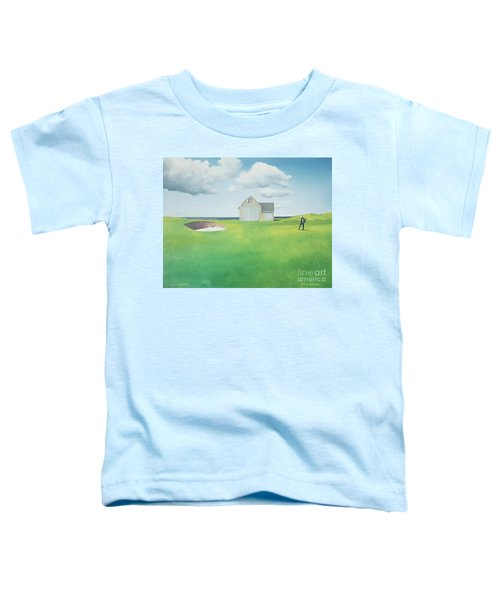 The Boathouse Toddler T-Shirt