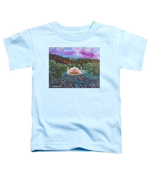 The Bowl Toddler T-Shirt