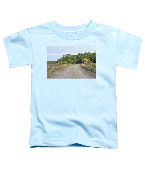 The Causway On Chisolm Island Toddler T-Shirt