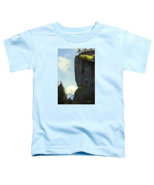 The Cliff Signed Toddler T-Shirt