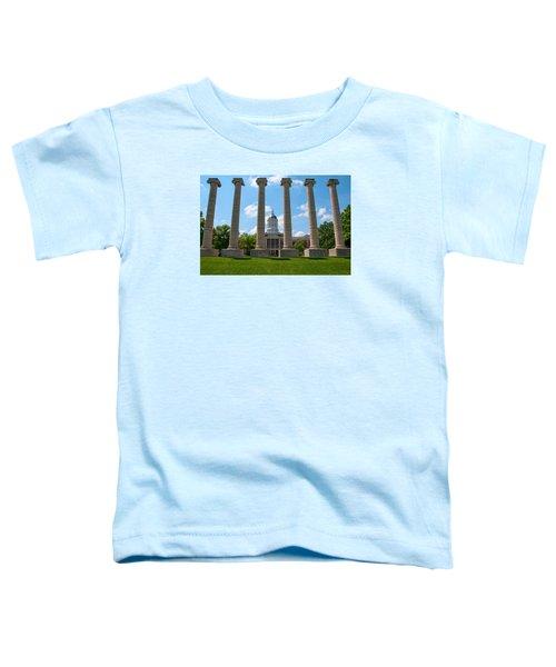 The Columns Toddler T-Shirt