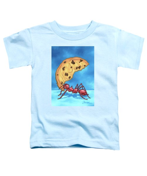 The Cookie Cutter Ant Toddler T-Shirt