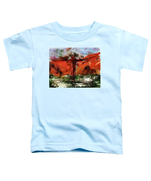 The Crucifixion #1 Toddler T-Shirt