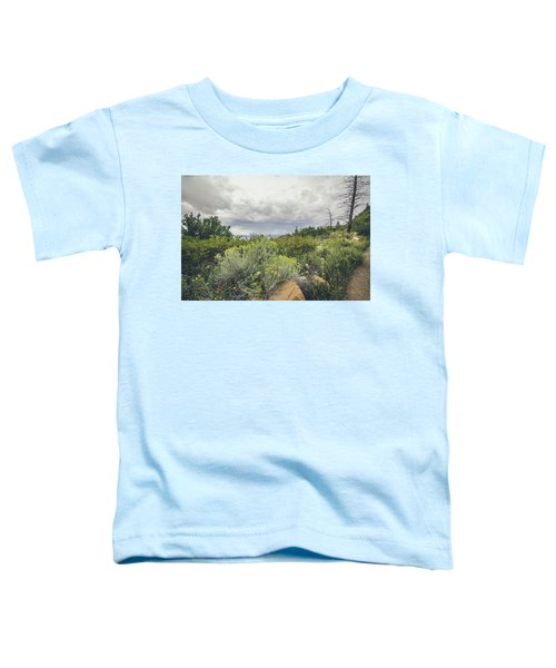 The Desert Comes Alive Toddler T-Shirt