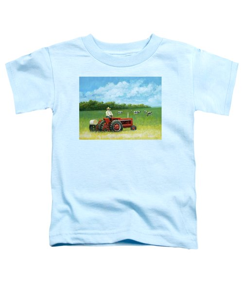 The Farmer Toddler T-Shirt
