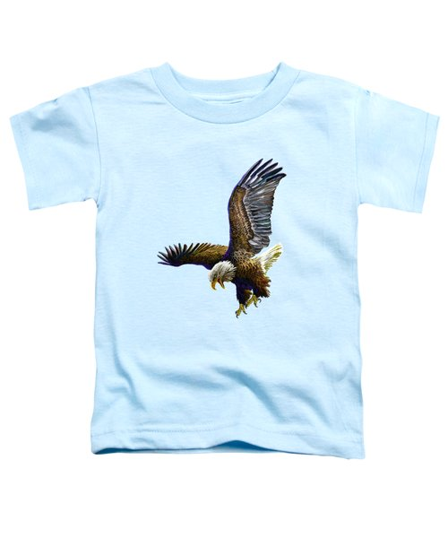 The Grand Master Toddler T-Shirt by Anthony Mwangi