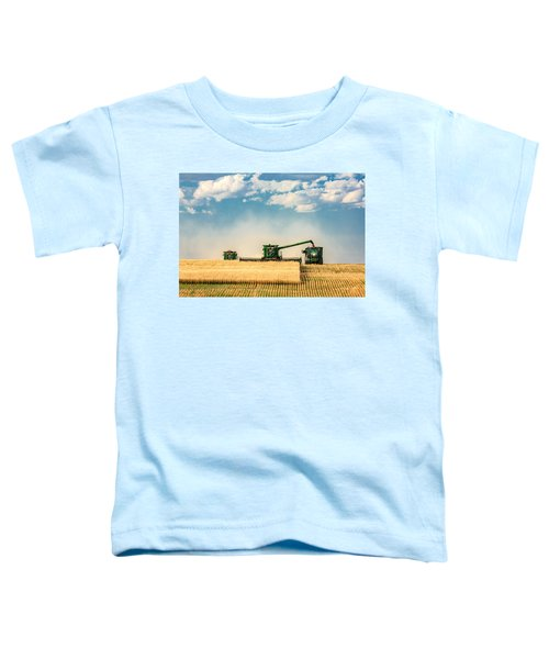 The Green Machines Toddler T-Shirt