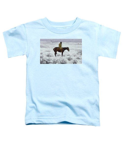 The Herd Boy Toddler T-Shirt
