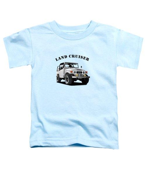 The Land Cruiser Toddler T-Shirt