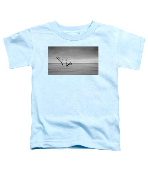 I'm Not Alone - Folly Beach Sc Toddler T-Shirt