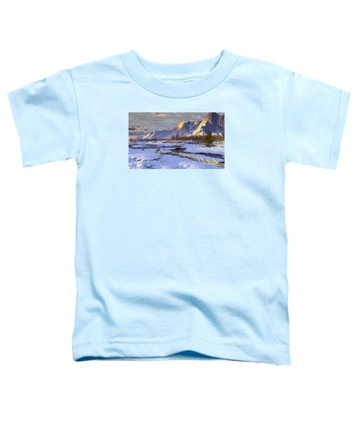 The Life Of Snow Toddler T-Shirt