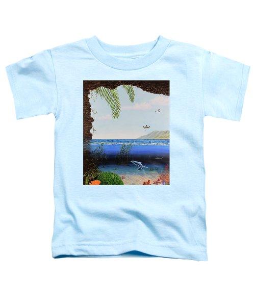 The Living Ocean Toddler T-Shirt