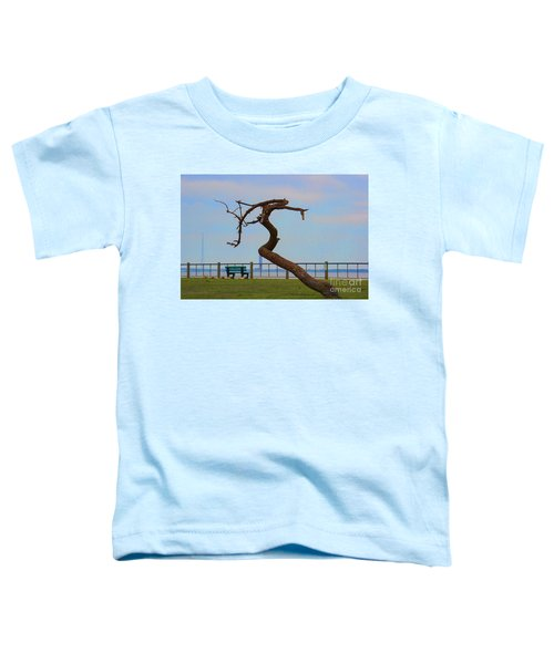 The Lone Tree Toddler T-Shirt
