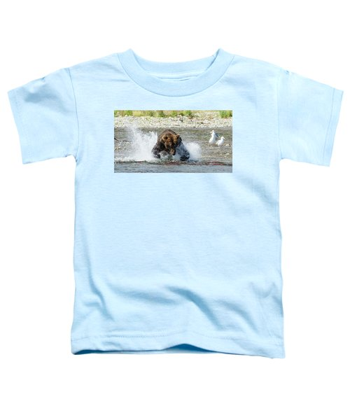 The Lunge Toddler T-Shirt