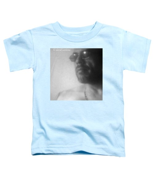 The Male Figure  From Toddler T-Shirt