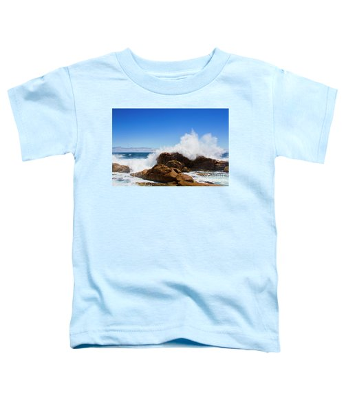 The Might Of The Ocean Toddler T-Shirt