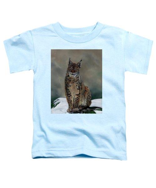 The Missing Lynx Toddler T-Shirt