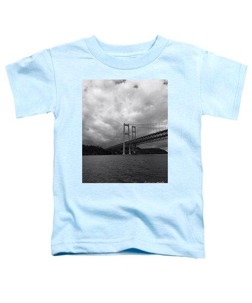 The Narrows Bridge Toddler T-Shirt