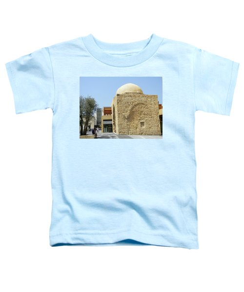 The Old And The New Toddler T-Shirt