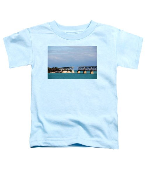 The Old Railroad To The Keys Toddler T-Shirt