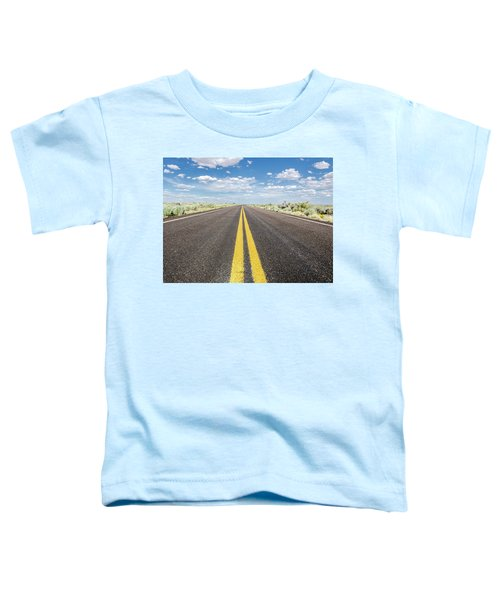 The Open Road Toddler T-Shirt
