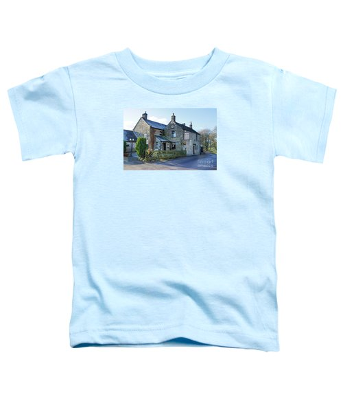 The Queen Anne At Great Hucklow Toddler T-Shirt