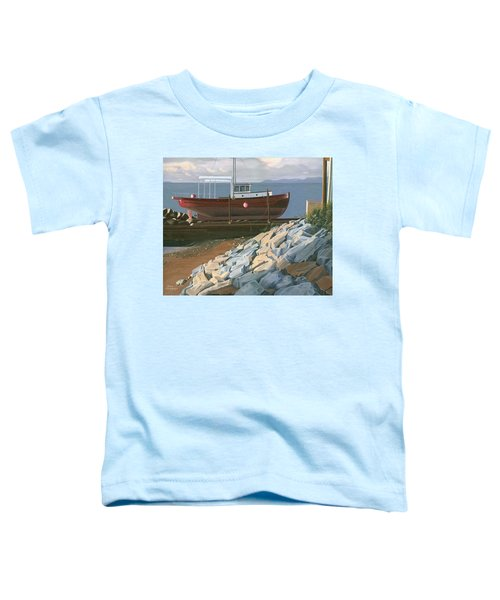 The Red Troller Revisited Toddler T-Shirt
