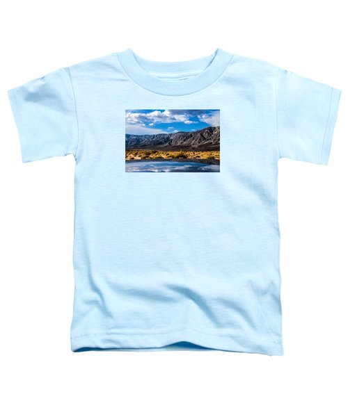 The Reflection On The Roof Toddler T-Shirt