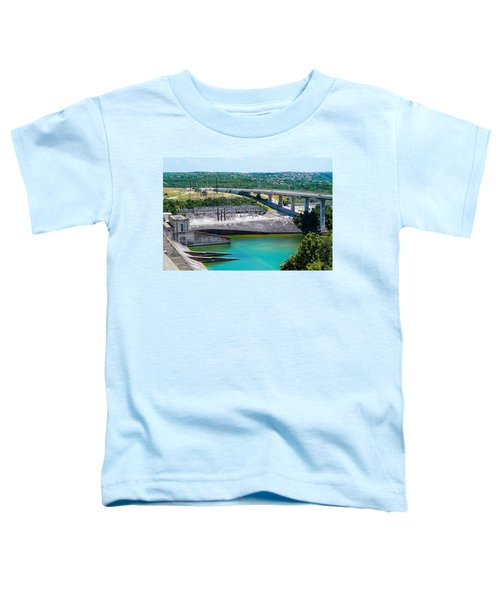 The River Flows Toddler T-Shirt