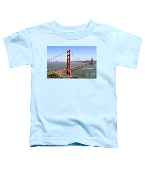 The San Francisco Golden Gate Bridge 7d14507 Toddler T-Shirt