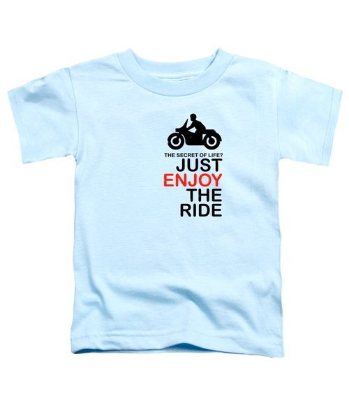 The Secret Of Life Toddler T-Shirt
