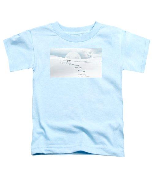 The Silver Fox Toddler T-Shirt